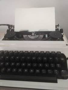 My Typewriter - Sumit Asrani, Writer